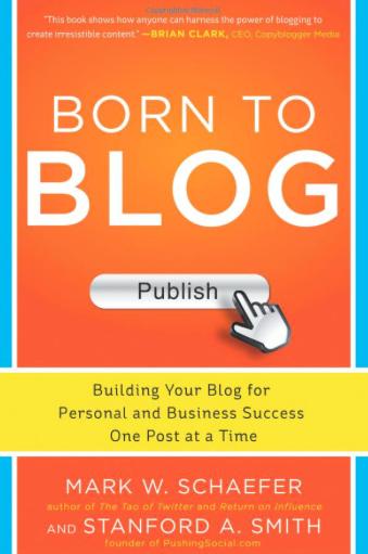 Born to Blog