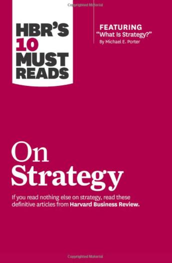 HBR Strategy