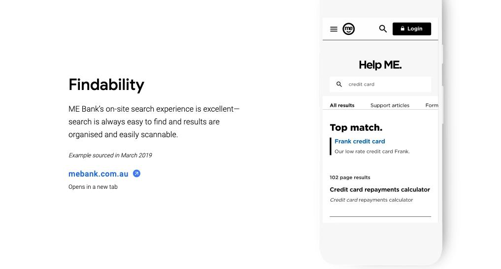 google usability