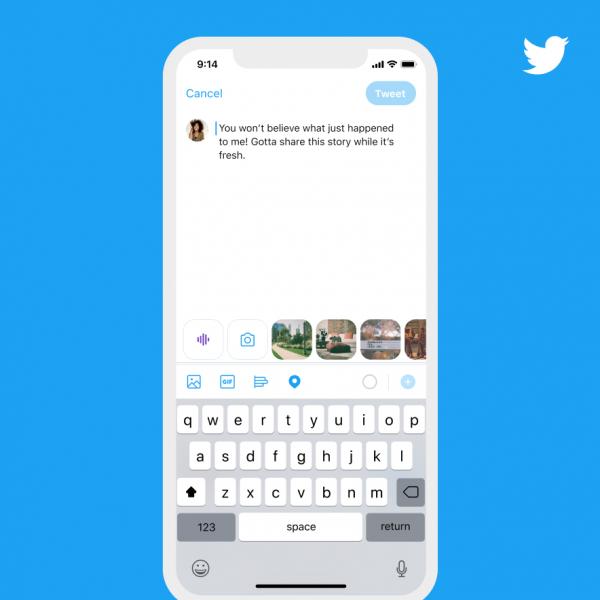 В Twitter появятся голосовые твиты