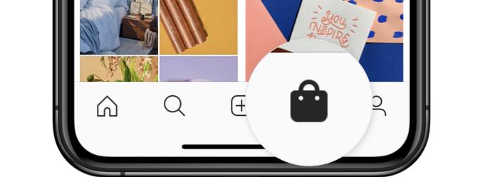 Instagram тестирует новое расположение меню — на месте вкладки Activity внедрена вкладка Shop