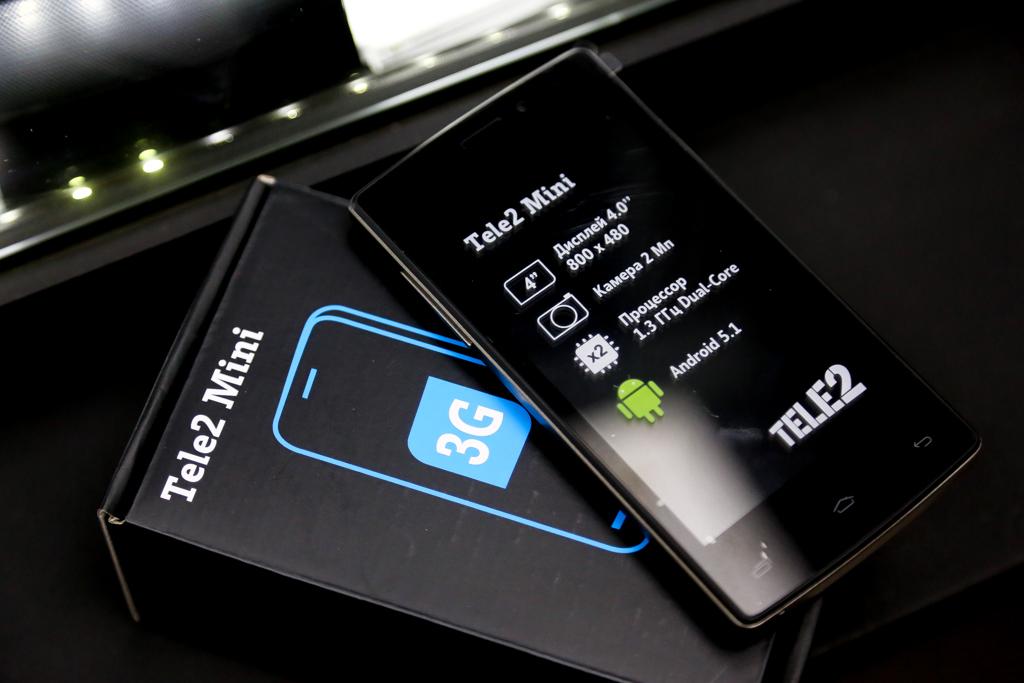 Смартфон Tele2 Mini