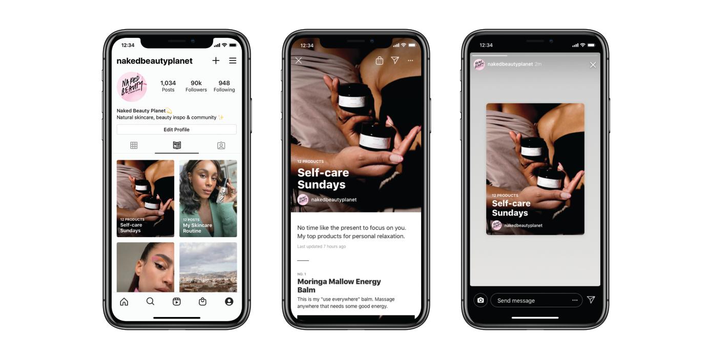 Instagram запустил путеводители для всех пользователей