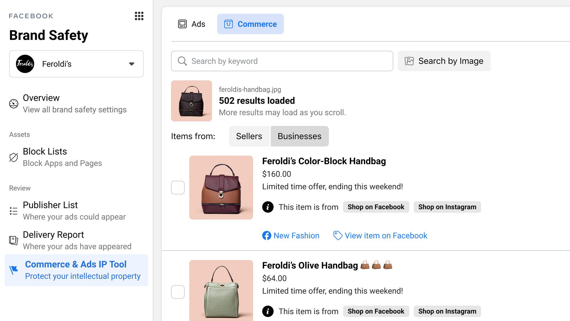 Facebook обновил инструменты для защиты авторских прав и репутации брендов