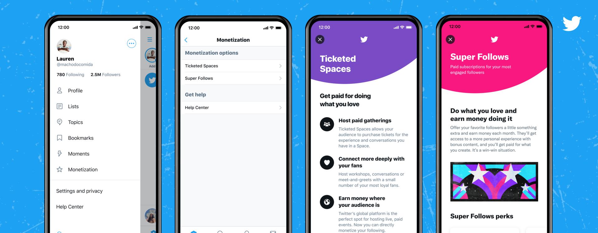 Twitter тестирует инструменты платного доступа к контенту