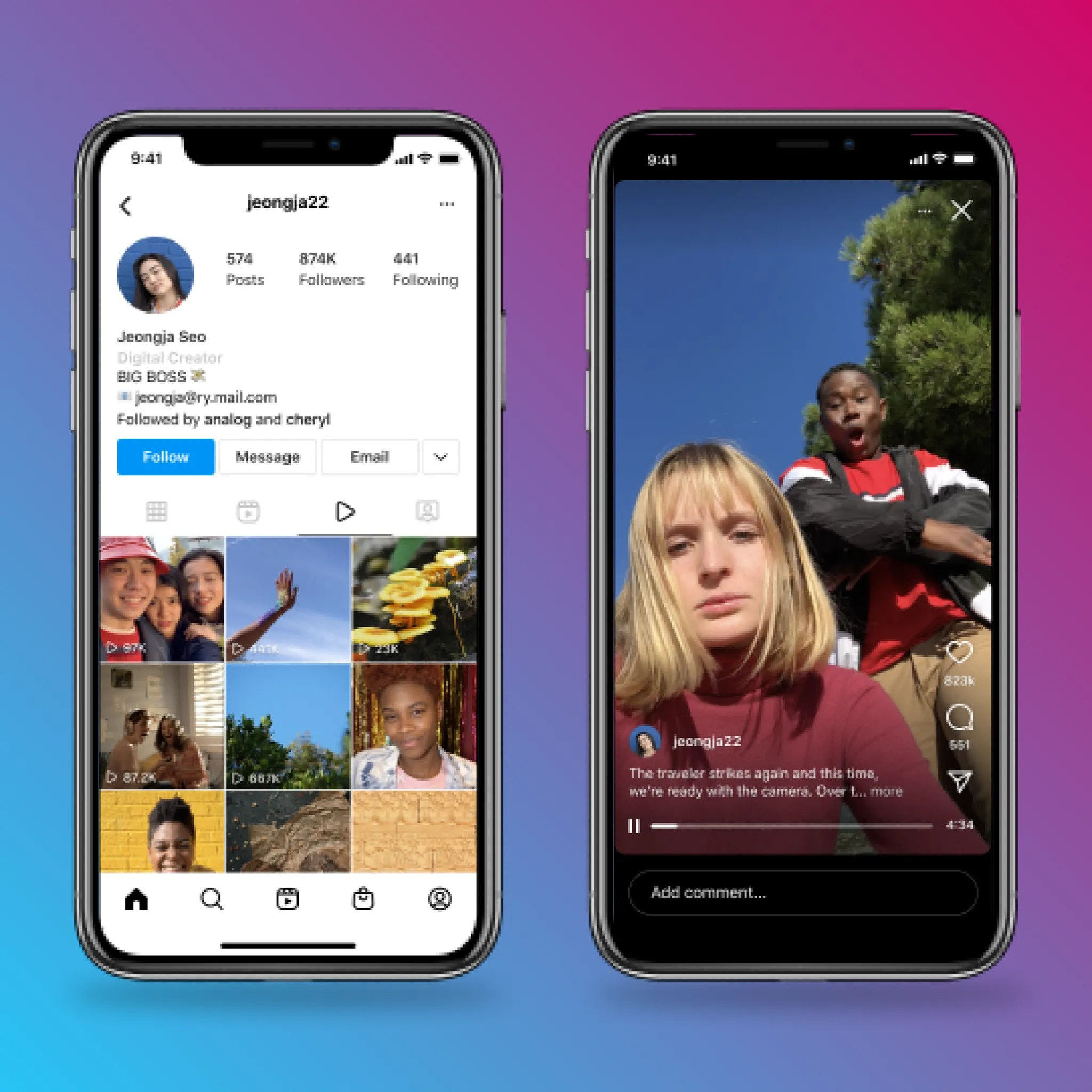 Instagram переименует IGTV